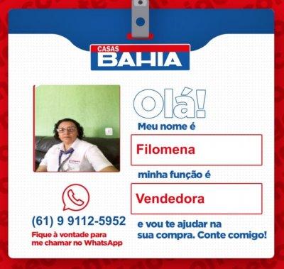 Filomena Casas Bahia
