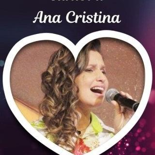 Cantora Ana Cristina