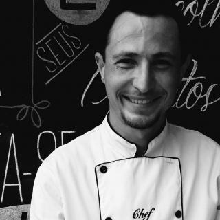 Chef Leandro Bortoloti